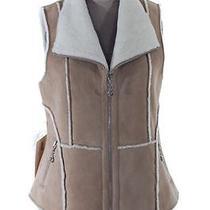 Shearling Lamb Vest Photo