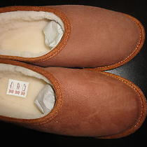 Sheepskin Slippers With Lamb-Split Sole Photo