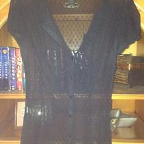 Sheer Express Button Up Top Photo