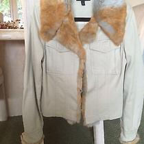 Sheri Bodell Rabbit Fur Jacket Photo
