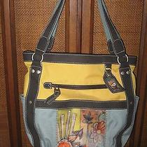 Sherpani Canvas Tote Handbag Elements Collection Photo