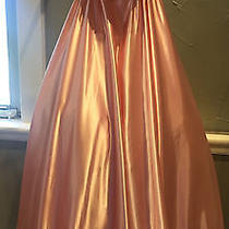 Sherri Hill 32084 Prom Gown Pageant Gown Size 0 Blush Photo