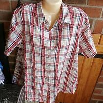 Shirt by Classic Elements Woman Size 20 W Photo