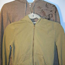 Shirts Hoodies Express Green & Mossimo Brown Supply Co Size Small Photo