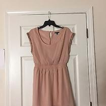 Short Blush Pink Dress Photo