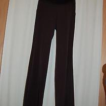 Shoshanna Black Dress Pants Trousers Wide Leg Size 4 Photo