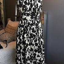 Shoshanna Summer Dress Size 4 Photo