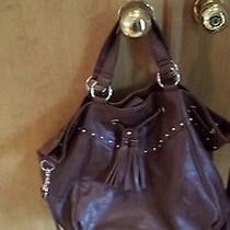 Shoulder Bag in Brown by Avon Photo