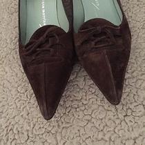 Sigerson Morrison Suede Shoes Photo