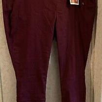 Signature Levi Strauss Womens Pants Stretch Jeggings New Skinny Fit Size 20 Mid Photo