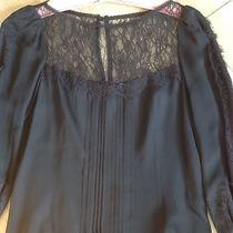 Silk and Lace Blouse Photo