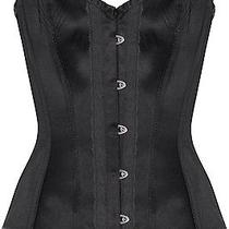 Silk Corset by Myla of London             New With Tags Photo