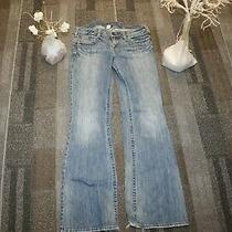Silver Jeans Aiko Womens Blue Denim Jeans Size 29   Pants Slacks Free Shipping Photo
