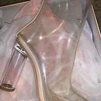 Simmi London Zoe Clear Heel Size 36 Photo