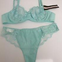 Simone Perele Nina Lace Demi Cup Bra &panty Photo