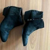 Simply Vera Vera Wang Danna Women's Ankle Boots Black Photo
