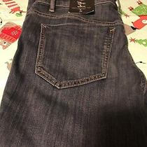 Simply Vera Vera Wang Jeans 8p Capri Midrise Nwt Photo