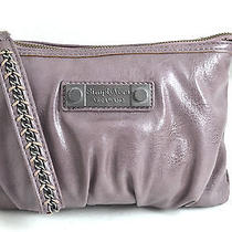 Simply Vera Vera Wang Light Purple Non Leather Cute Clutch  Photo