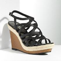 Simply Vera Vera Wang Platform Wedge Sandals Photo