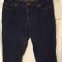 Simply Vera Vera Wang Walking Through the Antique Shop Cropped Jeans Photo