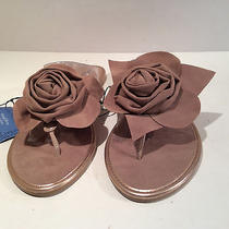 Simply Vera Vera Wang Women Sandals Size 9-10 New W/tags  Photo