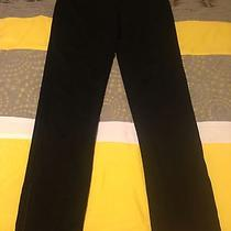 Simply Vera Vera Wang Womens Black Tights Polyester Pants  Size Extra Small Photo
