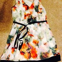 Simply Vera Wang -Floral Dress Size M Photo