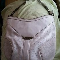 Simply Vera Wang Off White Handbag  Photo