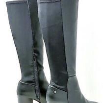 Simply Vera Wang Tall Black Boots Ladies Sz 9 New in Box Yatesblack Photo