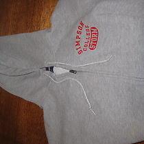 Simpson College Storm Zip-Up Hooded Sweatshirt Size Xl Photo