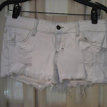 Siwy Camilla Distressed White
