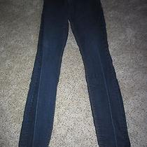 Size 0r Express Jean Legging Slim Fit Ultra Low Rise Photo