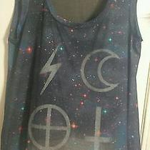 Size 1 Torrid Galaxy Top Photo