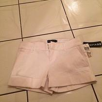 Size 1 White Shorts- Brand New With Tags Photo