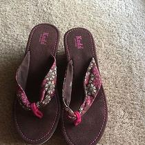 Size 11 Brown Wedges Photo