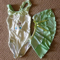 Size 5 Bitty Baby by American Girl Bathing Suit Aqua Fish Embroidered Photo