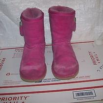 Size 5  Cute Uggs   Boots      Photo