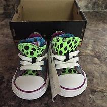 Size 5 Infant Brand New Converse Shoes Photo