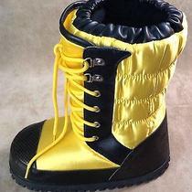 Size 5 Ralph Lauren Polo Snow Boots Photo