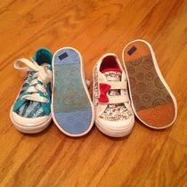 Size 6 Toddler Girl Shoes Gently Worn Keds Hello Kitty Photo