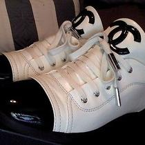 Size 7 Chanel Sneakers Photo