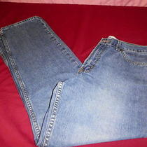 Size 8 Loose Fit Gap 5 Pocket Jeans Excellent Condition Photo