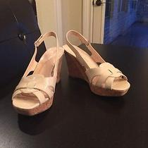 Size 8 Nude Heels Photo