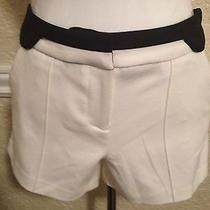 Size 9/10 Juniors/women's Mini White Shorts Photo