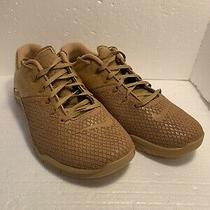 Size 9.5 - Nike Metcon 4 Xd Patch Elemental Gold 2019 (Missing Patches) Photo