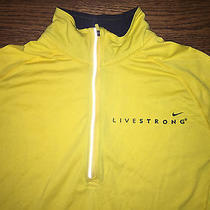 (Size Large) Nike Livestrong Element Half-Zip Women's Running Jacket 467933-703 Photo