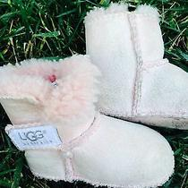 Size Small Baby Uggs Pink Baby Girls Photo