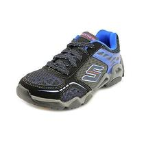 Skechers Air-Mazing Kid Air Trax Isobar Youth Boys Size 11 Black Sneakers Shoes Photo