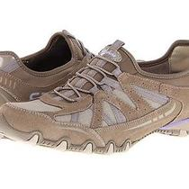 - Skechers Bikers-Equation Taupe Womens Sneakers Size 8 M Photo