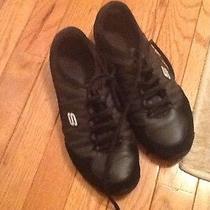 Skechers Black Women Sneaker Size 7.5 Photo